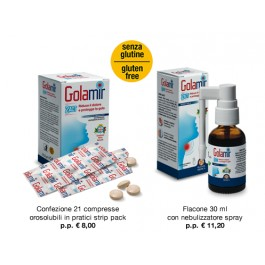 Golamir 2 act Compresse